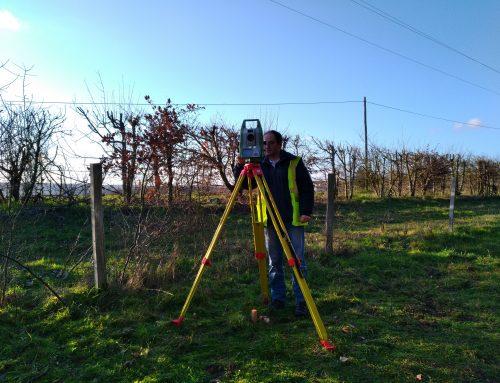 ÉTUDE TOPOGRAPHIQUE DU TERRAIN – Deux jours dans la peau d'un géomètre-topographe